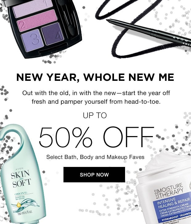 Last Chance! New Year Sale Up To 50% OFF! Show Now!
