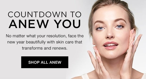 Countdown to Anew You – Face The Year Beautifully
