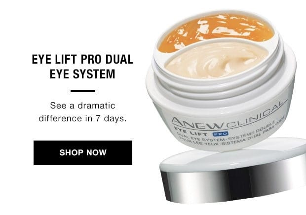 40 Off Anew Skin Care - Eye Lift Pro Dual Eye System