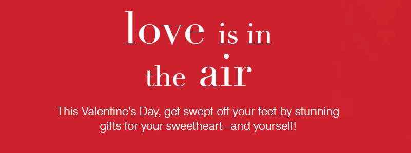 Valentine's Day Is Almost Here – Shop Jewelry!
