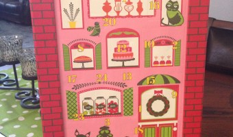 Benefit Cosmetics Advent Calendar