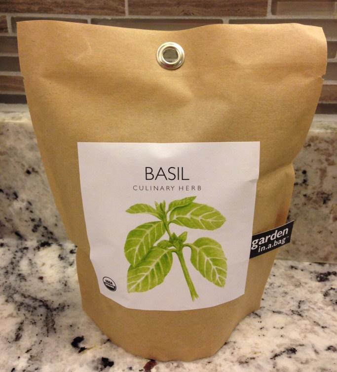 Pop sugar Must Have Box, Basil, garden
