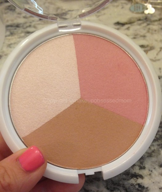 Wet and Wild Blush and Glow Trio review