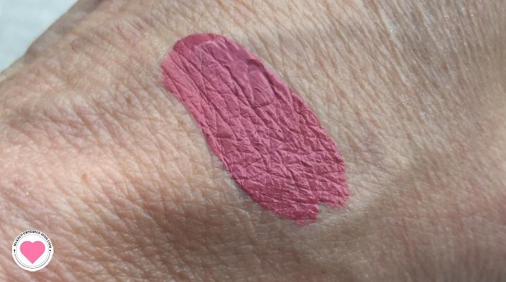 Lust milani lip creme swatch