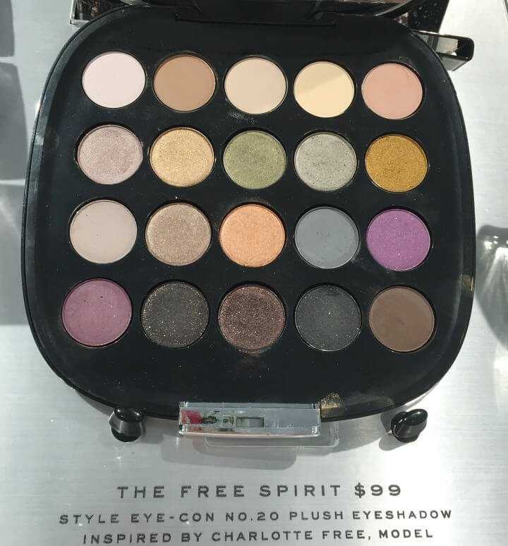holiday makeup palette