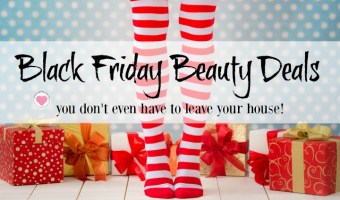 black Friday beauty deals