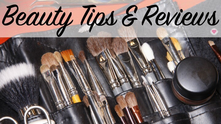 new beauty products and reviews