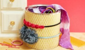 organizing your hair accessories