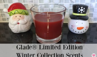 Glade® Limited Edition Winter Collection Scents