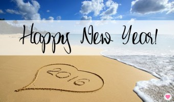 New Year's Resolutions & A New Giveaway!