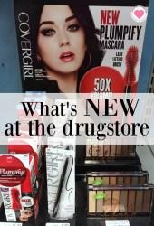 new drugstore makeup
