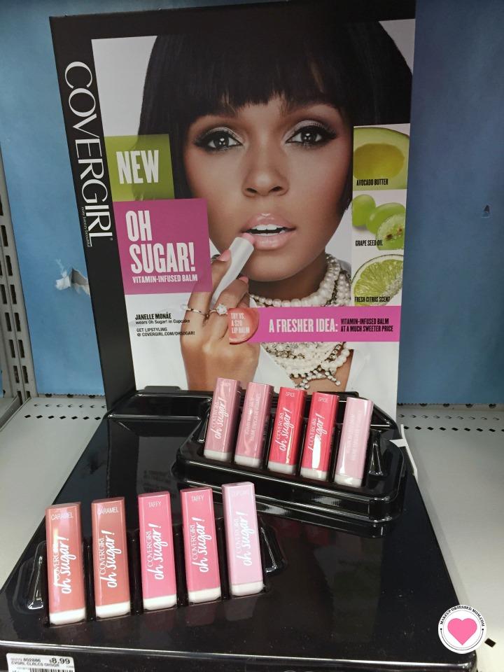 Covergirl Oh Sugar lip balm