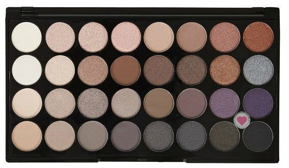The Makeup Revolution Affirmation Palette