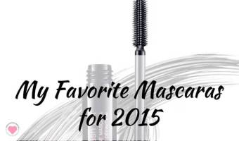 2015 Beauty Favorites Wrap-Up – Mascara