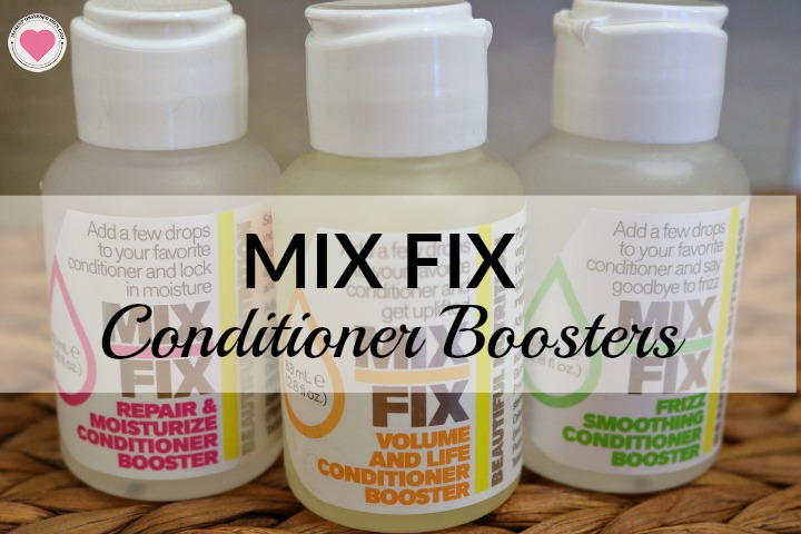 Mix Fix Conditioner Booster