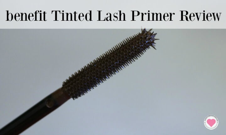 Benefit Tinted Lash Primer Review