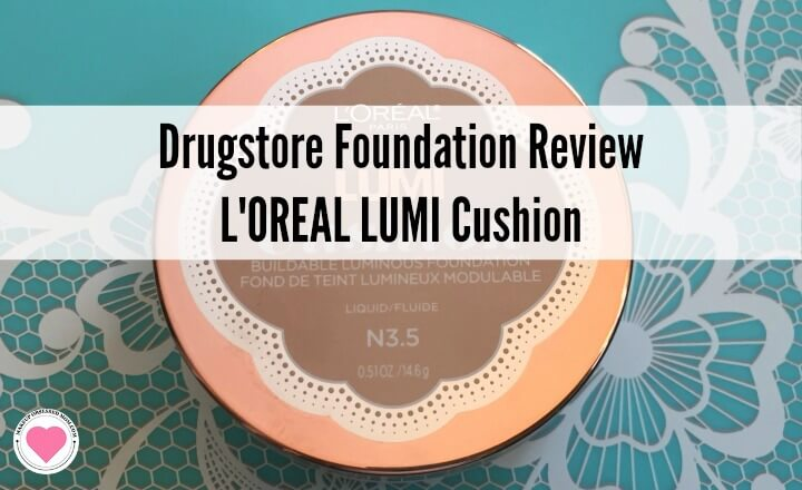 L'Oreal Lumi Cushion Foundation review