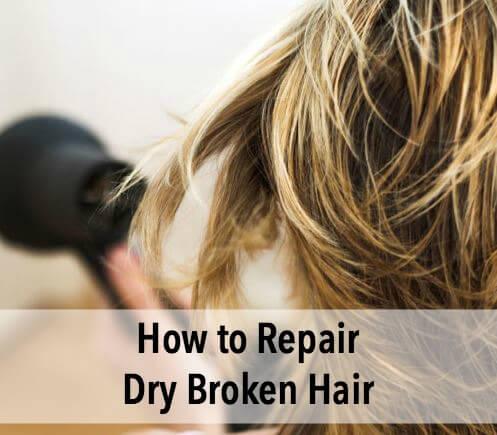 repair dry broken hair