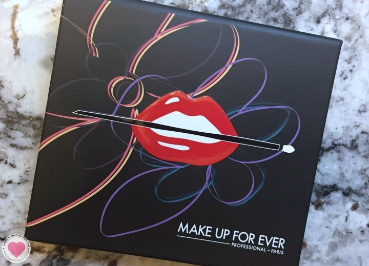 Make Up For Ever Artist Palette 3