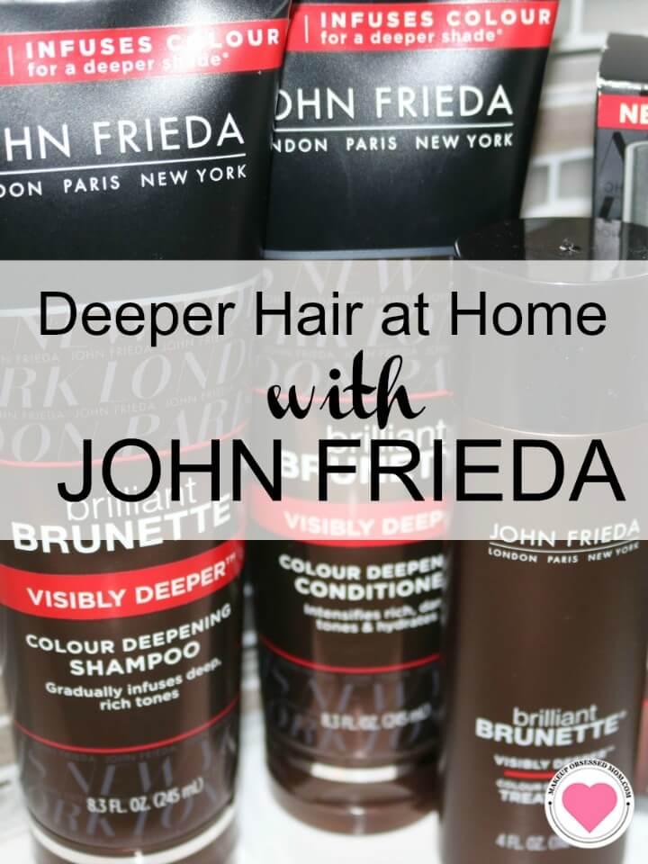 Joh Frieda Visibly Deeper