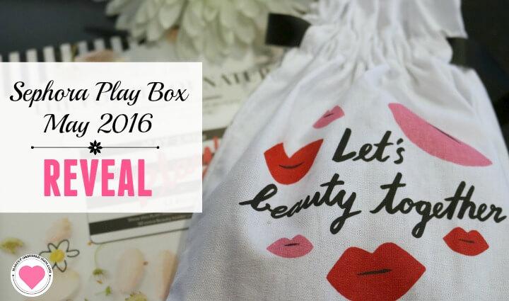 May Sephora Box