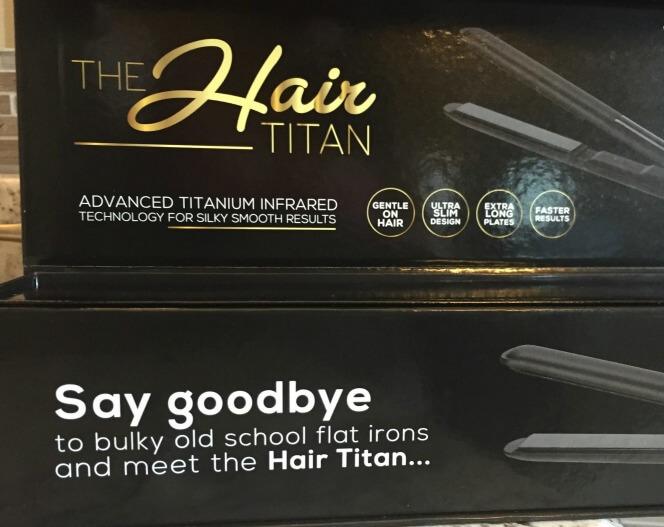 The Hair Titan