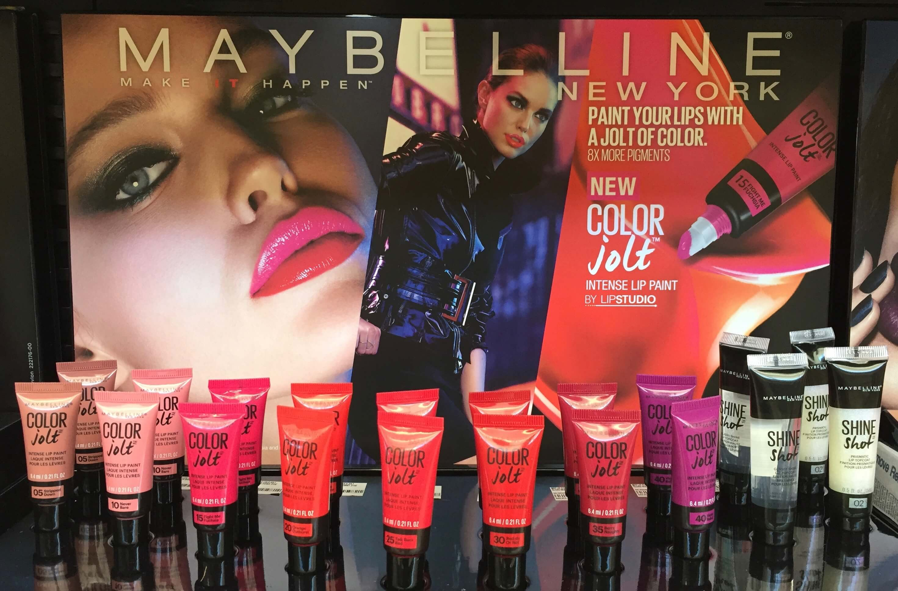Maybelline Color Jolt