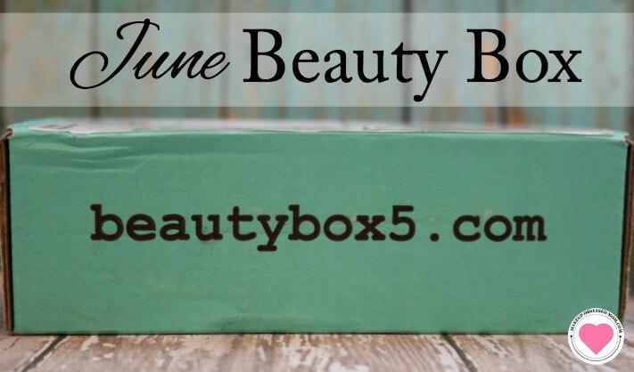 June Beauty Box 5