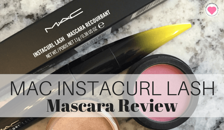 MAC Instacurl Mascara review