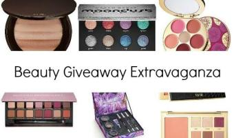 Fall Beauty Giveaway Extravaganza