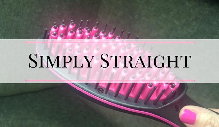 simply straight ionic ceramic brush