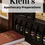 Kiehl's Apothecary Preparations review