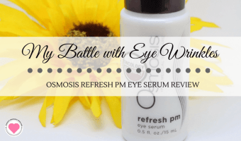 My Battle with Wrinkles Around the Eyes