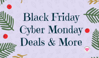 Black Friday  & Cyber Monday Steals and Deals