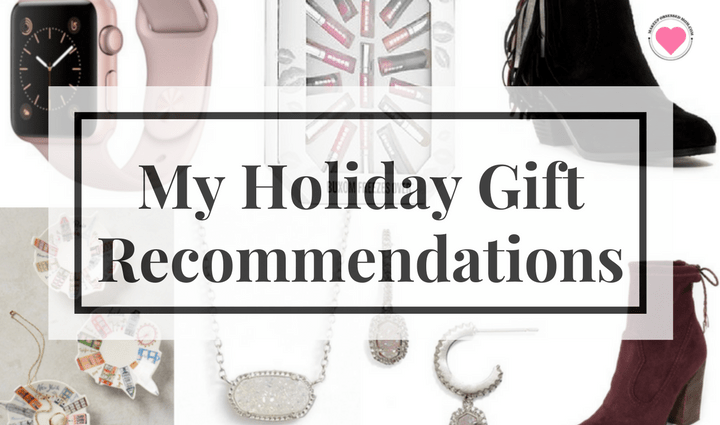 holiday shopping recommendations