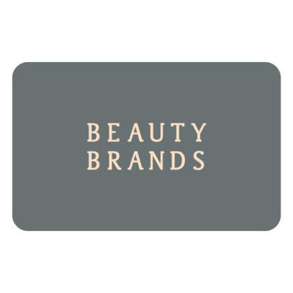 beauty brands gift card