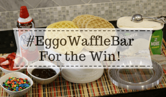 Eggo Waffle Bar for the Win