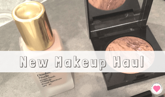 New Puppy and New Makeup Products