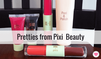 Pretties from Pixi Beauty