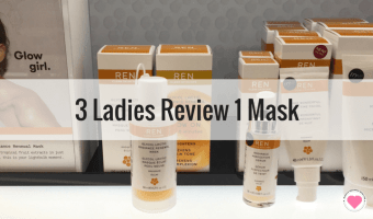 The REN Glycol Lactic Radiance Renewal Mask