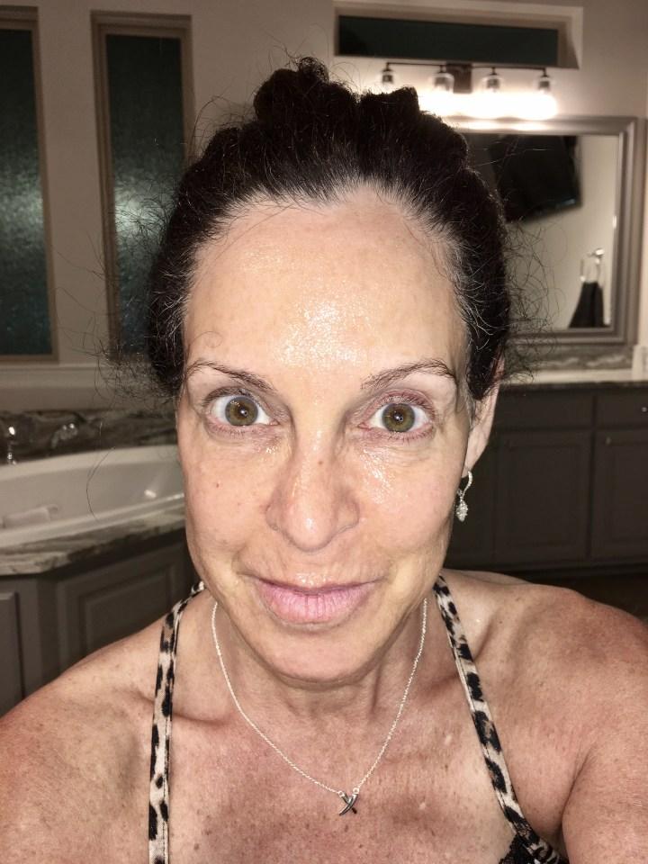 REN radiance renewal mask review