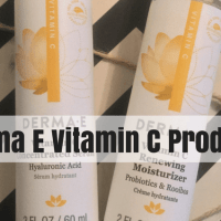 Derma E Vitamin C Skincare Review
