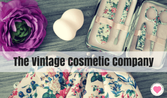 Vintage Cosmetic Company product review