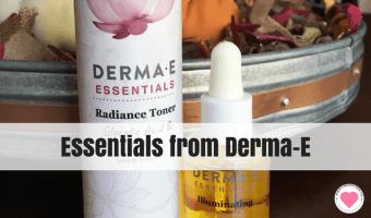 Essentials from Derma-E