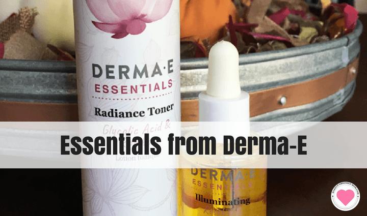 derma E essentials