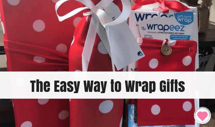 Wrapeez gift wrap