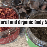 All-Natural Handmade Body Scrubs