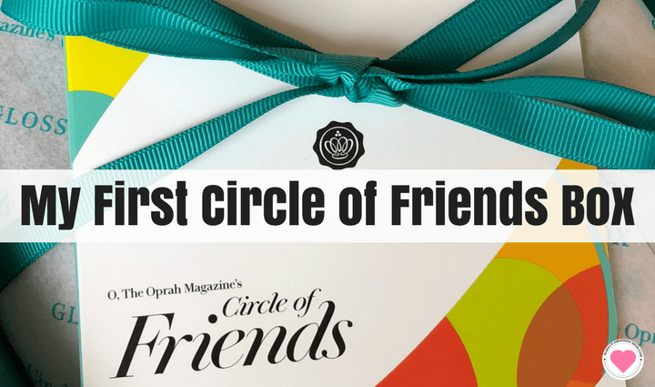 Oprah Magazine Circle of Friends Box