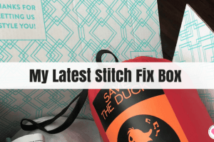 Stitch Fix subscription box