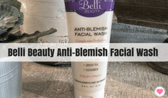 Anti-Blemish Facial Wash